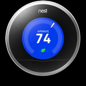 Free NEST learning Thermostat incl Installation from NPOWER
