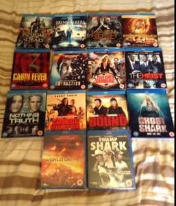 Cheap BluRays  £1.50 each or 2 for £2 @ Pound Empire