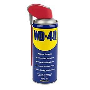 WD40 400ml Smart/Straw - Reduced from £4.99 to £1.35 instore @ Sainsburys