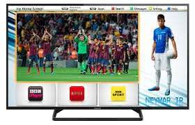 Panasonic TX42AS500 42 Inch Full HD Freeview HD Smart LED TV @ argos - £349
