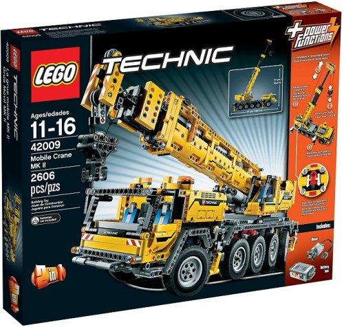 Lego Technic Mobile Crane Mk II  £112.76 at Amazon OR Tesco Direct