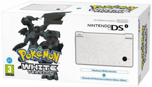 Nintendo DSi White Bundle (Includes Pokemon White) £59.99 delivered @ Zavvi