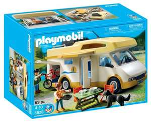 Playmobil Camper Van £10 @ Asda Direct