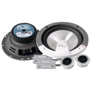 "FLI FI6 6.5"" Component car door speakers reduced from £49.99 @ Halfords - Delivered for £36.99"