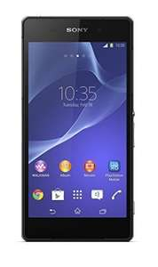 Sony Xperia Z2 UK SIM-Free Smartphone - Black (Phone only) £320 Fulfilled by Amazon