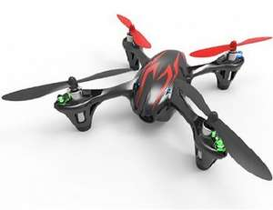 Hubsan X4 LED Mini R/C Quad Copter With Camera £49.99 + P&P @ wonderlandmodels