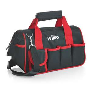 wilko around the house tool bag £3.99 @ Wilko
