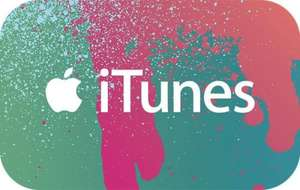 20% off £50 and £100 iTunes Gift Cards/Codes from PayPal