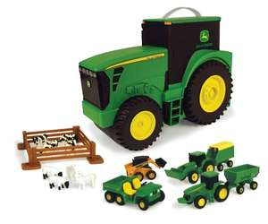 John Deere Store and Carry Case £15 @ Amazon