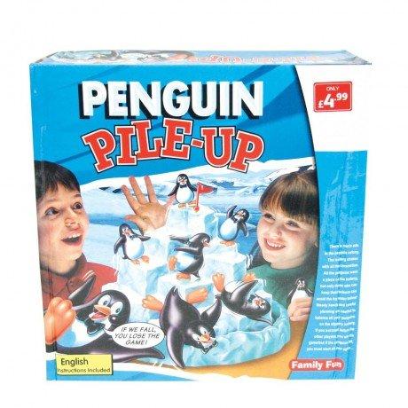 penguin pile up game £4.99 at poundstretcher