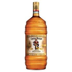 Captain Morgan Original Spiced Gold Rum 1.5l BARREL BOTTLE!!! Asda £27.50