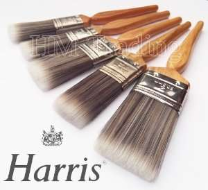 LG Harris 13190 Platinum Brush Set (Pack of 5) £4.49 delivered @ amazon Sold by First Choice Hardware