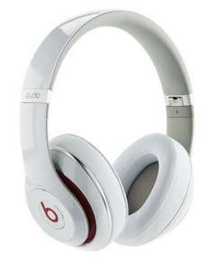 BEATS BY DR DRE: STUDIO 2.0 NOISE CANCELLING HEADPHONES WITH REMOTETALK RRP £268.88 now £180.00 @ The Hut