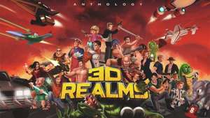 3D Realms Anthology 32 Games!!! PC $19.99