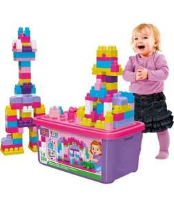 Mega Bloks 220 pcs megatub reduced from £59 to £14.99 @ Argos