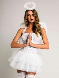 Half Price Halloween Fancy Dress at Ann Summers + 20% off code.