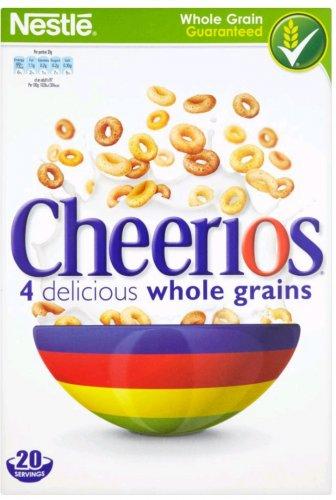 Nestlé Cheerios (600g) - £1.58 @ Asda...