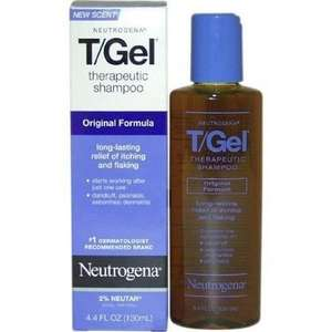 Neutrogena T Gel Theraputic Shampoo Original 130ml @ Home Bargains - £2.49