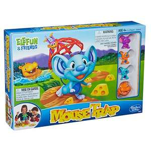 Elefun & friends mousetrap game £5.00 @ Tesco instore