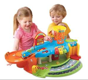 Vtech Toot Toot Drivers Garage £23.99 @ Amazon