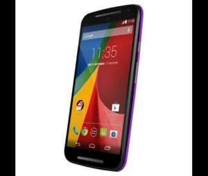 "Sim Free Moto G - 5"" 2014 model back in stock £149 @ Tesco Direct (£134.00 using existing customer code)"