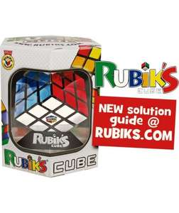 rubiks cube £6.64 instore at sainsburys
