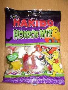 free Harribo Halloween Jelly with the @ Liverpool Echo 60p