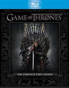 Game of Thrones - season 1 blu ray box set, pre-owned £10 at CeX instore (+£2.50 delivered from online)