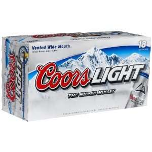 18 Coors Light Cans £12 @ Morrisons