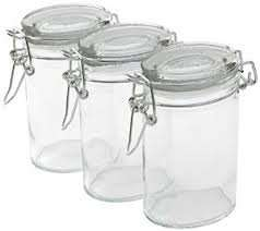 Tala glas storage / spice jars 90ml 39p in Home Bargains