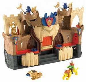 Imaginext Lions Den Castle £24.99 @ Amazon & Argos