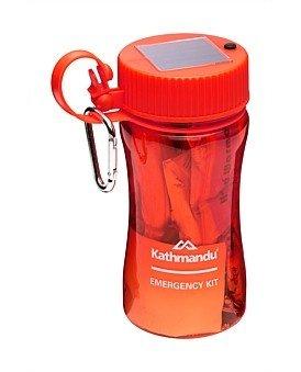 Survival Kit bottle £7.99 @ Kathmandu instore