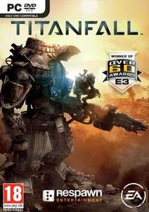 Titanfall PC-CDROM  £16.00 @ Amazon