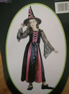Halloween Costumes super cheap from £3 instore @ Adams