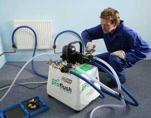 POwer Flush Hire. Special offer for October 40% off. £85.37 (weekend rate) @ hss.com