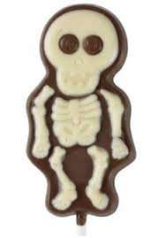 Barclays Rewards - A free Thorntons chocolate skeleton lolly every day until Halloween