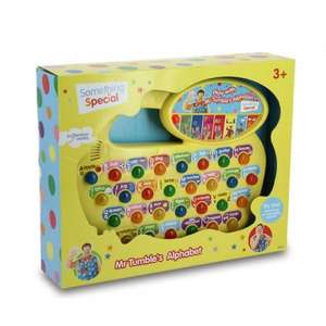 Mr Tumble's Alphabet £9.99 @ B&M