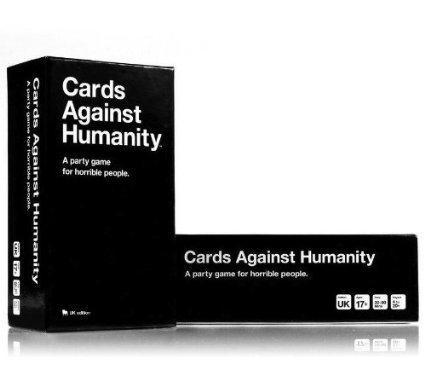 Cards Against Humanity: UK edition £20.00 @ Amazon