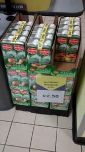 4 x 1 litre Del monte mango & papaya or apple multipack cartons £2.50 (63p a carton) @ heron foods