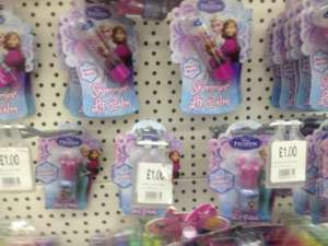 Huge selection of Disney Frozen items £1 each @ Discount Uk