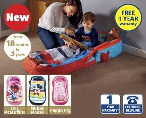 My First Ready Bed®  £22.99 This Thursday Offer @ ALDI