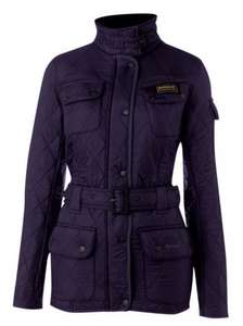 Brand new Barbour Purple ladies jacket size 6 and 8 available,Now £89.50  Was £179.00 @ House of Fraser