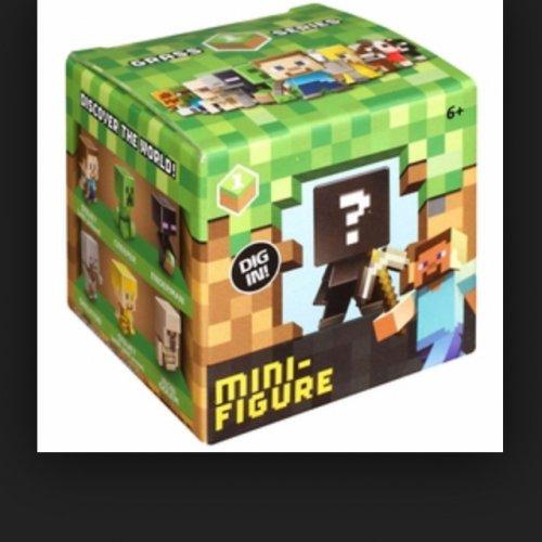 Minecraft single mystery mini figure blind box £2.97 @ Asda! Cheapest I've seen!