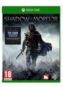 Middle Earth Shadow of Mordor Xbox One £29.85 @ Simplygames