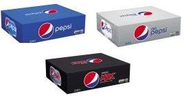 Pepsi/Diet Pepsi/Pepsi Max (30x330ml) £7.00 @ Asda