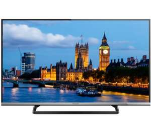 "Panasonic Viera TX-42AS520B 42"" Smart TV with Freeview and Freetime - £349.00 Currys"