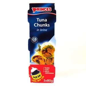 Princes Tuns Chunks 3's Pack priced at £2.29 in ASDA Nationwide Offer and above on offer for 2 for £3 - Several other brands as well like johnwest on offer