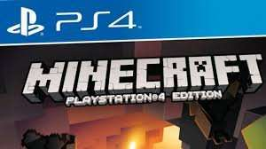 free download for full game minecraft for the PS4 on psn