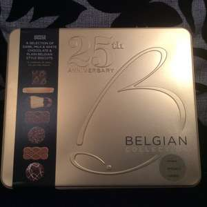 Marks & Spencer Belgian Biscuits 1kg NOW half price £7.50 Instore only