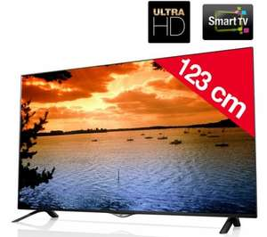 "Further Price Cut Upto 50% Discount LG 4K 49"" 49UB820V Ultra HD IPS Screen Television down from £1199 to £624.90 FURTHER PRICE CUT - Buy it on Pixmania or Pricematch on Currys/PC World plus TCB/Quidco Cashback"